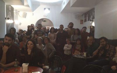 Audio: presentación de La burbuja del emprendimiento en Madrid