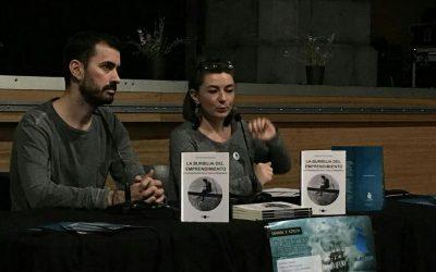 Presentando La burbuja y tejiendo redes: crónica de la gira norteña