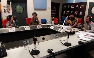 Entrevista en el programa El Último Moyano